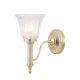 Elstead Lighting-CARROLL-BATH-CARROLL1-PB-ELSBATH/CARROLL1 PB