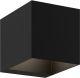 Light Prestige-Alaska-LP-104/1W BK-PRGLP-104/1W BK