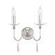 Elstead Lighting-FINSBURY PARK-FP2-POL-NICKEL-ELSFP2 POL NICKEL