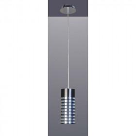 Italux SPRINT MDF9502/1 lampa wisząca 1x60W/E27