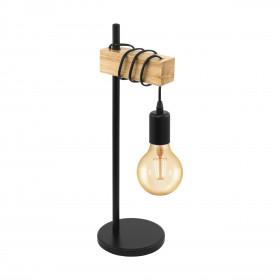 Eglo TOWNSHEND 32918 Lampka stołowa 1x60W/E27