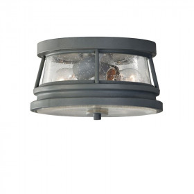 Feiss CHELSEA HARBOR FE/CHEAHBR/F plafon sufitowy 2x60W/E27