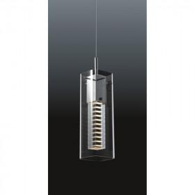 Italux VERIZON MD109003-1B lampa wisząca 1x35W/GU4/MR11