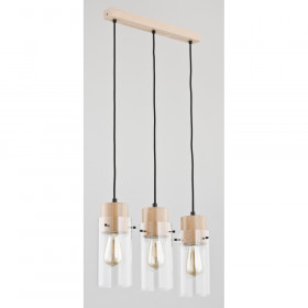 Alfa TANTUM 60176 lampa wisząca 3x60W/E27