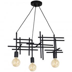 Aldex Onuris 837E lampa wisząca 3x60W/E27