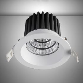 Italux TENGO TS01112 oprawa wpuszczana 1x9W/LED 3000K