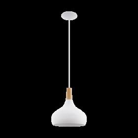 Eglo SABINAR 96982 lampa wisząca 1x60W/E27