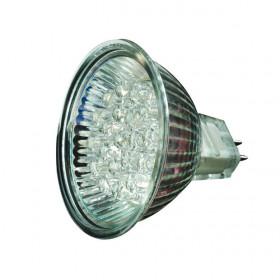 Żarówka LED 20 SMD 2W GU5,3 MR16 12V 6022101 biała zimna Garden Lights