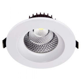 Luxera DOWNLIGHT PLASTIC 27300 oprawa wpuszczana 1x5W/LED