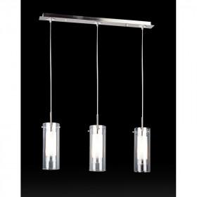 Italux TERNI MD0118F-3 lampa wisząca 3x40W/E14