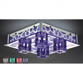 Italux VULCANO MXP09056-4A plafon sufitowy 4x20W/G4