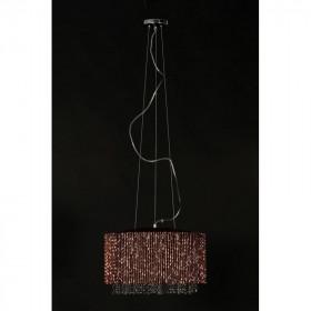 Italux CHOCO P0207-07D-F4K2 lampa wisząca 7x42W/G9