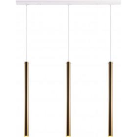 AMPLEX AKADI 0143 lampa wisząca 3x25W/GU10