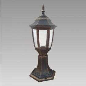 Prezent NICOSIA 48301 zewnętrzna lampa stojąca 1x60W/E27