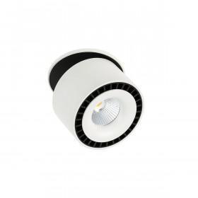 Italux SEVILLA SL7560/28W 3000K WH+BL oprawa wpuszczana 1x28W/LED 3000K