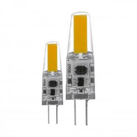 2x Żarówka LED 1,8W G4 200LM 2700K Ściemnialna 11552 Eglo