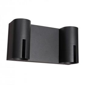 Italux ROVIGO 603-2/BK-9 Kinkiet ścienny 2x16W/LED 3000K