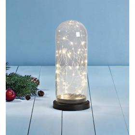 Stojąca dekoracja świąteczna LAMPKA KUPOL 703860