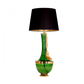 4Concepts TROYA GREEN L232272257 lampa stołowa 1x60W/E27