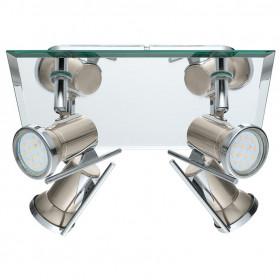 Eglo TAMARA 1 31267 reflektorek sufitowy 4x2,5W/LED 3000K