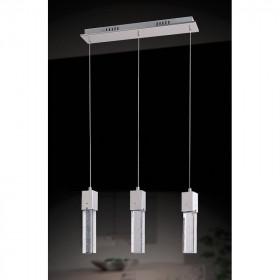 Italux VIVID 9732/3P lampa wisząca 3x35W/GU4/MR11