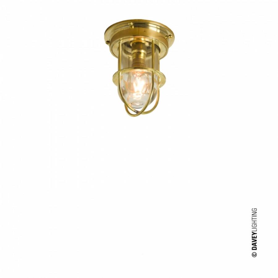 Davey Lighting-7203 MINIATURE SHIP'S COMPANIONWAY LIGHT-DP7203/BR/M/CL-BTCDP7203/BR/M/CL