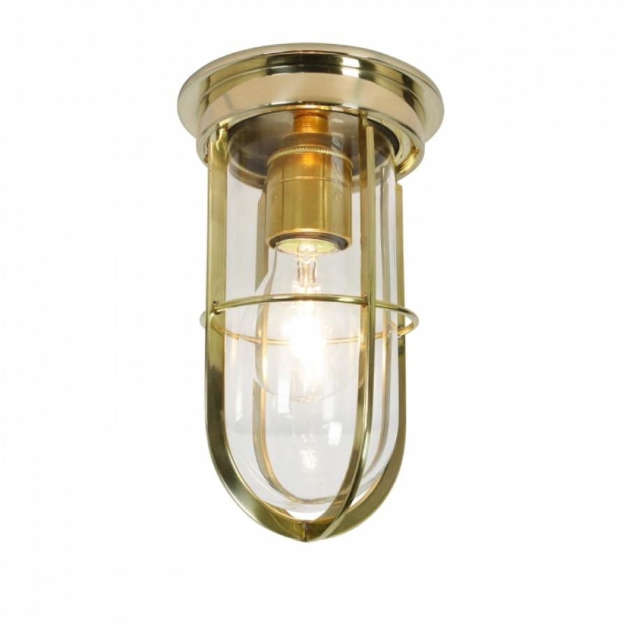 Davey Lighting-7203 SHIP'S COMPANIONWAY LIGHT-DP7203/BR/CL/E27-BTCDP7203/BR/CL/E27