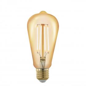 Żarówka LED 4W E27 320LM 1700K Ściemnialna 11696 Eglo
