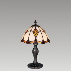 Prezent TIFFANY 84 lampa stołowa 1x40W/E14