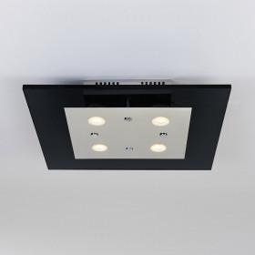Italux OTTONE C0559A SMOKY plafon sufitowy 4x5W/LED