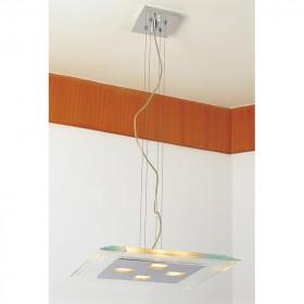 Italux PASCAL MD6715-4A lampa wisząca 4x40W/G9