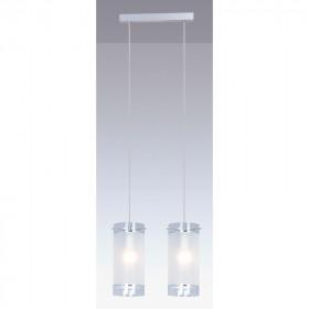Italux VIGO MDM1560/2 lampa wisząca 2x40W/E27