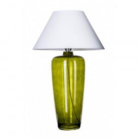 4Concepts BILBAO GREEN L019811215 lampa stołowa 1x60W/E27