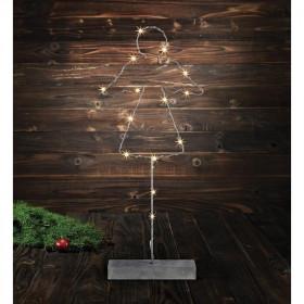 Stojąca dekoracja świąteczna ANIOŁEK MALIN 703894